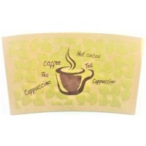 Sturdee Hot Cup Sleeves - 1000 Count (10oz-20oz)