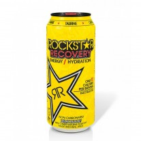Rockstar Recovery Energy Drink Lemonade- 16oz