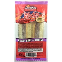 Landshire Wedge Roast Beef & Cheese - 4.5oz
