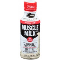 Muscle Milk Cookies 'N Creme - 14oz