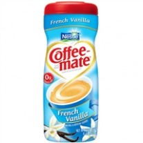 Coffee-mate French Vanilla Powder Canister - 15oz