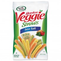 Sensible Portions Garden Veggie Straws Sea Salt - 1oz