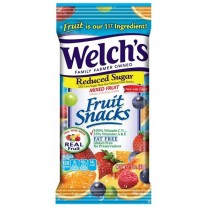 Welch's Fruit Snacks Reduced Sugar Mixed Fruit- 1.5oz
