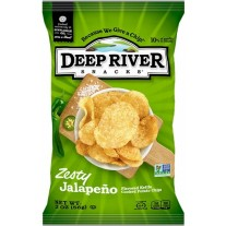 Deep River Zesty Jalapeno - 2oz