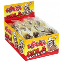 Efrutti Cola Bottles Gummi Candy - 80 Count (.28oz)