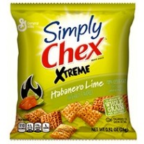 Simply Chex Extreme Habanero Lime - 0.92oz