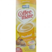 Coffee-mate Hazelnut - 50 Creamers