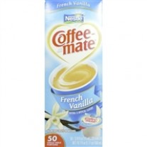 Coffee-mate French Vanilla - 50 Creamers