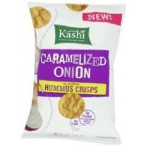Kashi Caramelized Onion Hummus Chips - 0.81oz