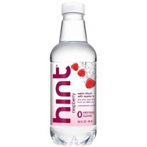 Hint Water Raspberry - 16oz