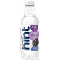 Hint Water Blackberry - 16oz
