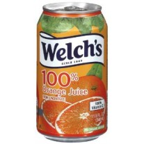 Welch's 100% Orange Juice - 11.5oz