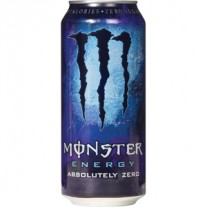 Monster Energy Absolutely Zero - 16oz