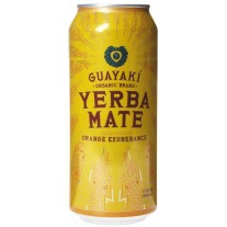 Guayakí Yerba Mate Orange Exuberance - 15.5oz