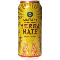 Guayakí Yerba Mate Revel Berry - 15.5oz