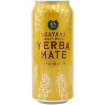 Guayakí Yerba Mate Lemon Elation - 15.5oz