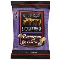 Rye Street Kettle Cooked Parmesan and Garlic - 1.5oz