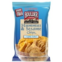 Boulder Canyon Hummus & Sesame Chips - 1.5oz