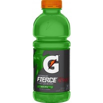 Gatorade Fierce Green Apple - 20oz