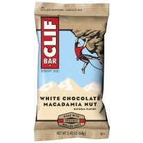 Clif Bar White Chocolate Macadamia Nut - 2.4oz