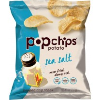 Pop Chips Sea Salt - 0.8oz