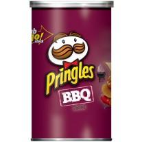 Pringles BBQ - 2.5oz