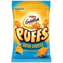 Goldfish Puffs Mega Cheese - 0.75oz