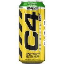 Cellucor C4 Twisted Limeade - 16floz