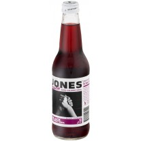 Jones Zero Calorie Black Cherry Soda - 12oz(Glass)