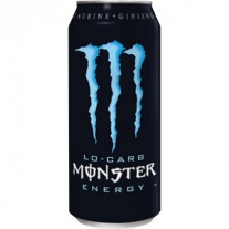 Monster Lo-Carb Energy - 16oz