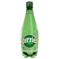 Perrier Sparkling Natural Mineral Water - 16.9oz