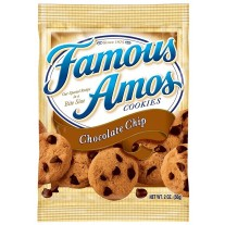 Famous Amos Chocolate Chip - 2oz