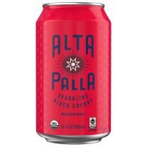 Alta Palla Sparkling Black Cherry - 12oz