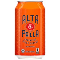 Alta Palla Sparkling Blood Orange - 12oz