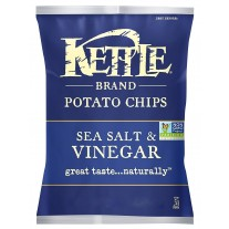 Kettle Brand Salt & Vinegar - 1.5oz