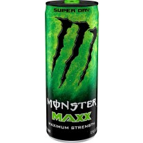 Monster Energy Maxx Strength Super Dry - 12oz