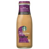 Starbucks Frappuccino Salted Dark Chocolate - 13.7oz