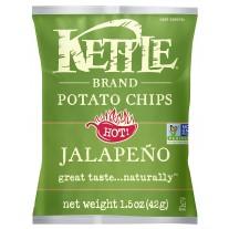 Kettle Brand Jalapeño - 1.5oz