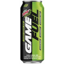 Mountain Dew Amp Game Fuel Original - 16oz