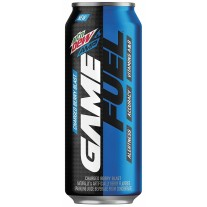 Mountain Dew Amp Game Fuel Berry Blast - 16oz