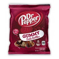 Dr. Pepper Gummy Soda Bottles - 4.5oz