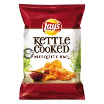 Lay's Kettle Cooked Mesquite BBQ - 1.375oz