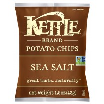 Kettle Brand Sea Salt - 1.5oz
