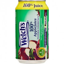 Welch's 100% Apple Juice - 11.5oz