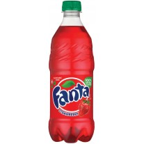Fanta Strawberry - 20oz