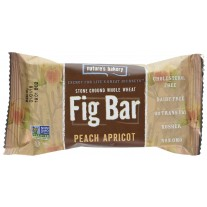 Nature's Bakery Fig Bar Peach Apricot - 2oz