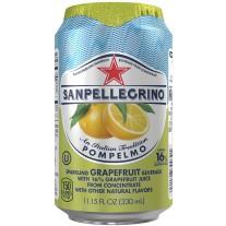 Sanpellegrino Grapefruit - 11.15oz