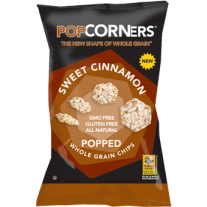 Popcorners Corn Chips Whole Grain Sweet Cinnamon - 1oz
