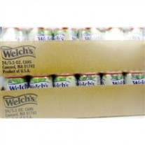 Welchs 100% Apple Juice -Case of 48/5.5oz