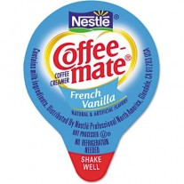Coffee-mate French Vanilla Creamers - 180 Count (0.38oz)
